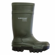 Dunlop Safety Wellies Thermo Plus