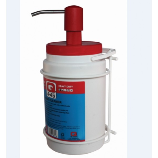 Q4:45 Wall Mount Dispenser For 3LTR