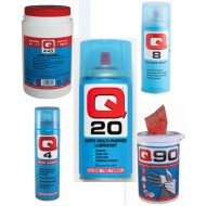 Lubricants, Oils & Cleaning