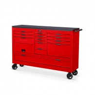 THE BEAST - Tool Box Roller Cab 67 inch 13 Drawer and 1 storage unit