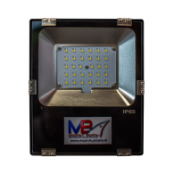30W Multi Chip LED Floodlight - 12/24V DC