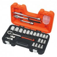 "Bahco S240 1/2"" Drive Socket Set 