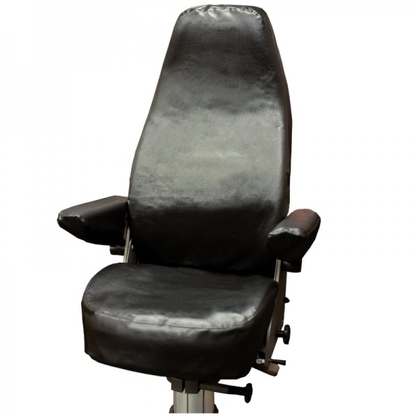 Norsap Black Leather Seat Cover