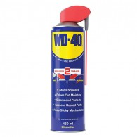 WD40 420ml Smart Straw Spray Can
