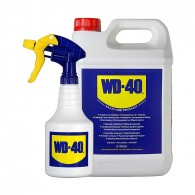 WD40 5 Litre Can with Spray Bottle