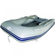 2.70m V Hull Airdeck with Solid Transom