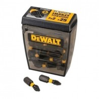 DeWalt 25 Pack of PZ2 Impact Bits