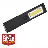 Lighthouse Rechargeable Mini Slimline LED Torch