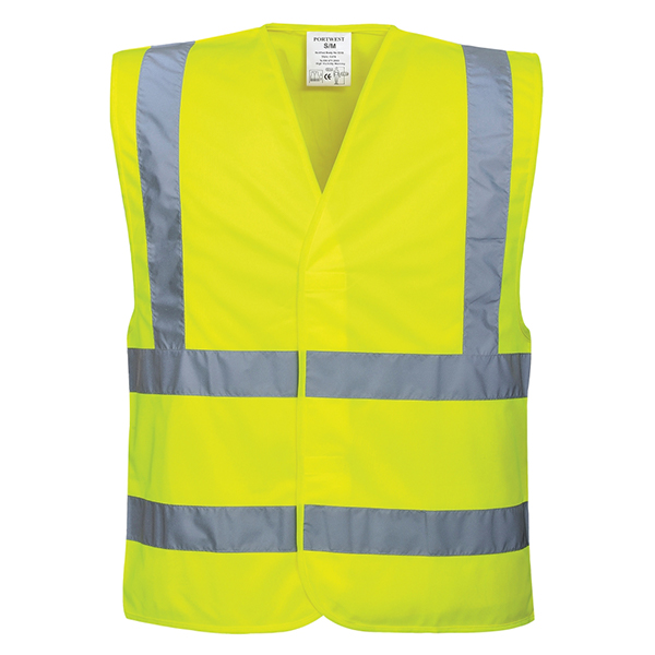 Immortal Yellow Hi Vis Vest