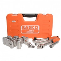 "Bahco 24 Piece 1/2"" Socket Set"
