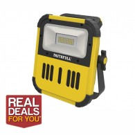 Faithfull 2300 Lumens Bluetooth Cordless Sitelight