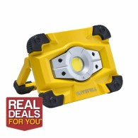 Faithfull 10W LED Rechargeable Worklight
