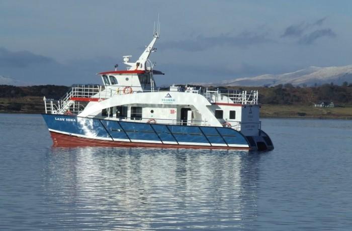 B30 MV Lady Iona