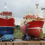 Dry Docking Yard Facilities Ireland