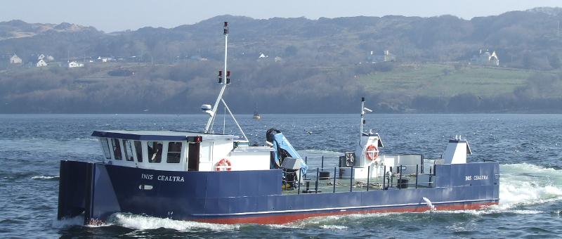 B33 MV Inis Cealtra
