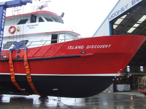 MV Island Discovery