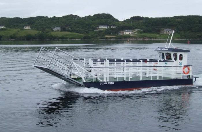 B41 Cuan Brig – Cattle Barge