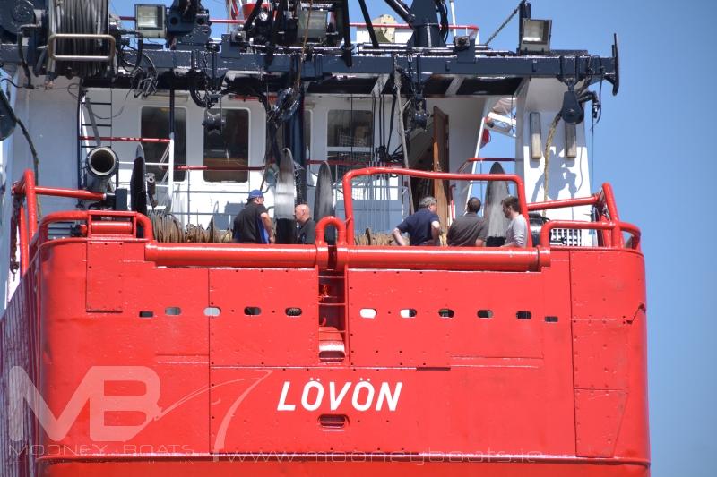 The Mfv Lovon Mooney Boats Ireland