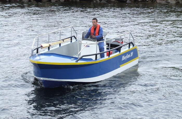 B23 Bluefinn 20